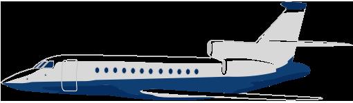 Falcon 900B image